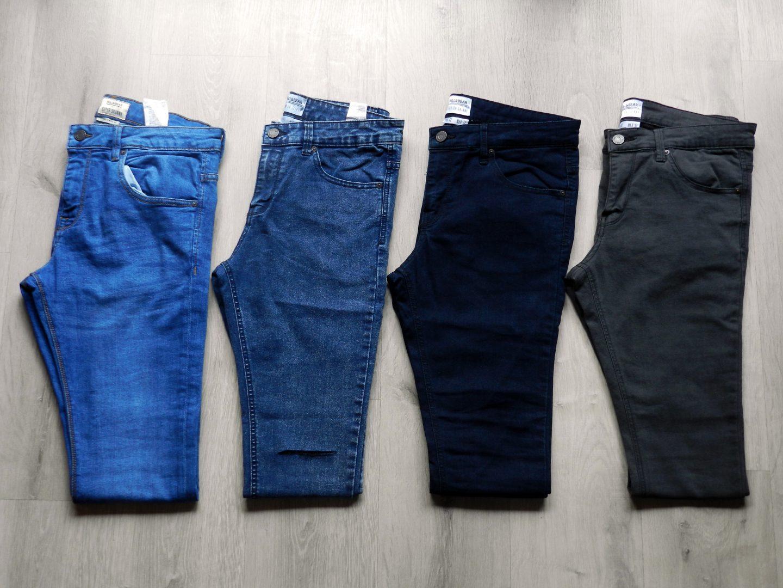 Pull&Bear Jeans Haul