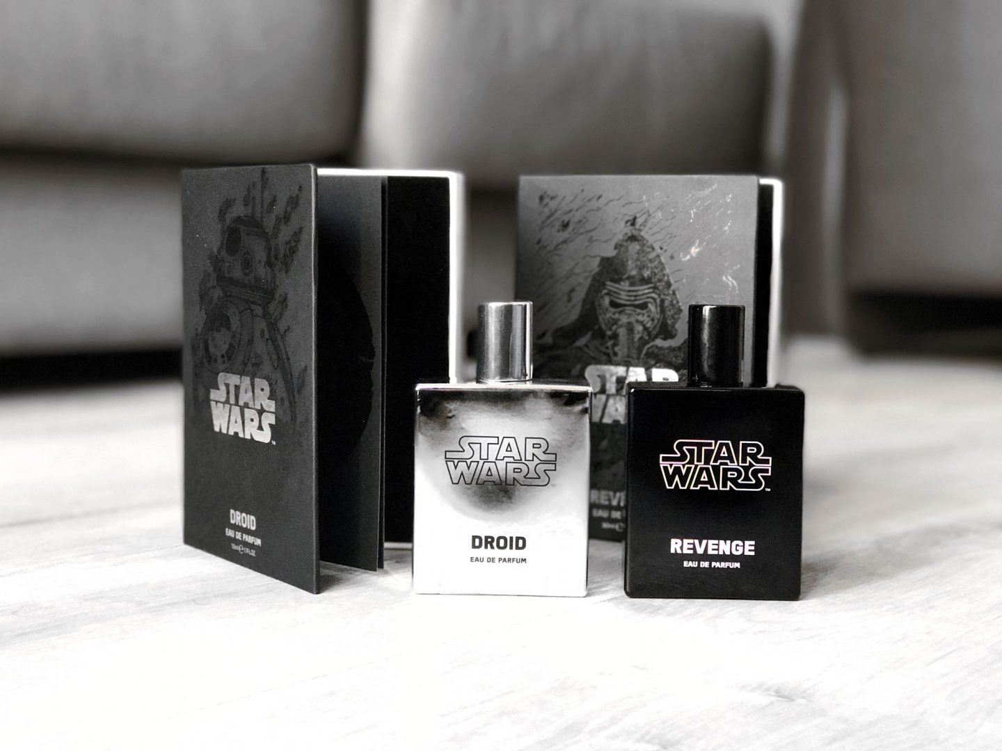 Star Wars Fragrances