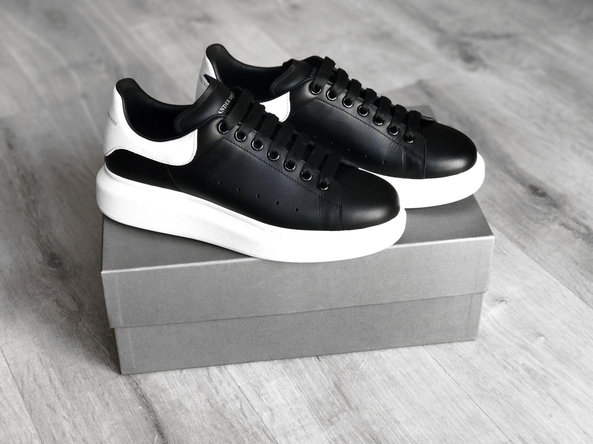 dd09ccda28a Alexander McQueen Oversized Sneaker – Zoel Hernández