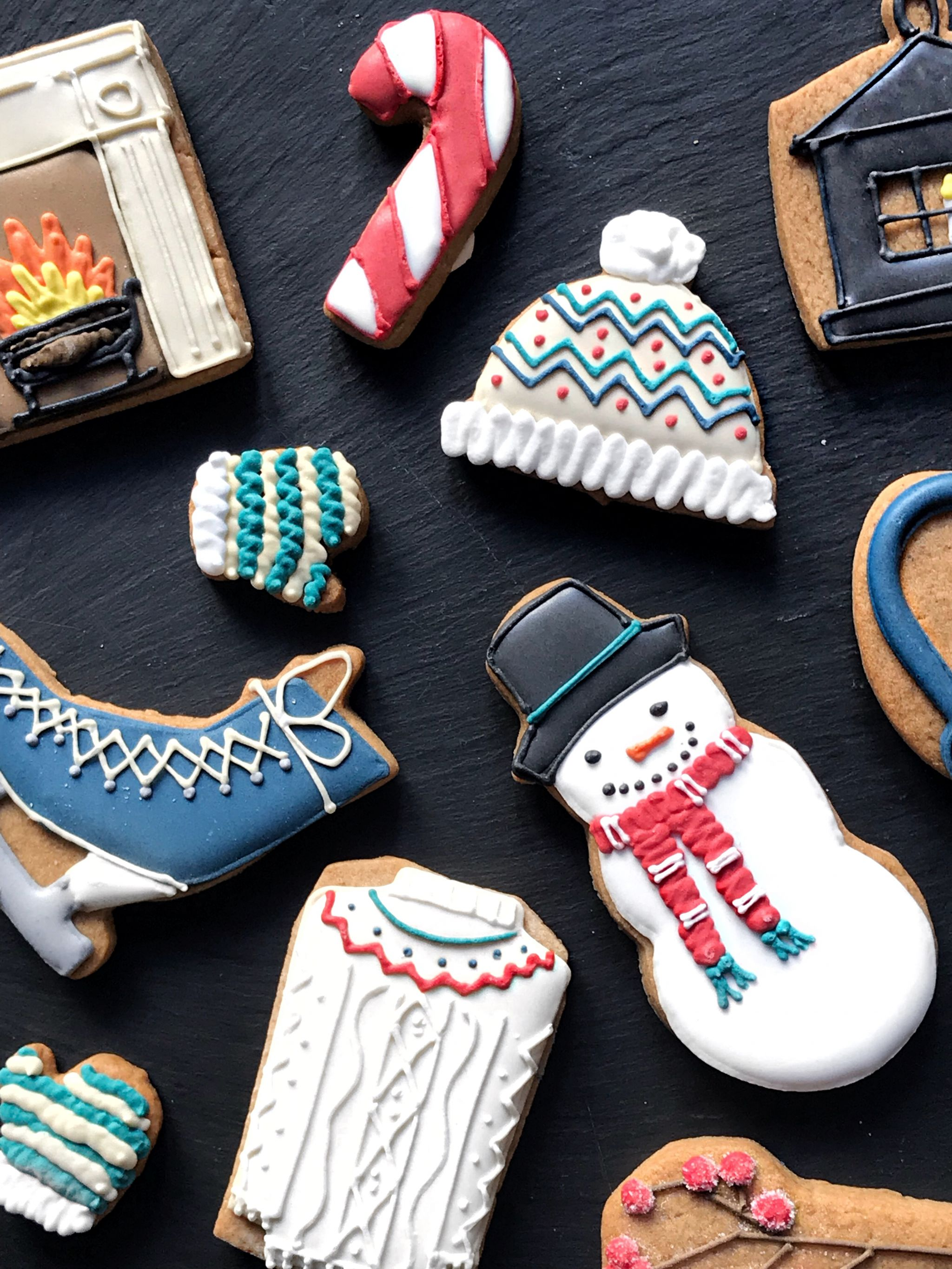 biscuiteers christmas gift giver