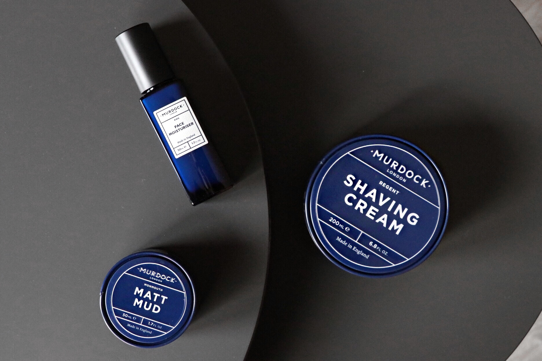 murdock London grooming
