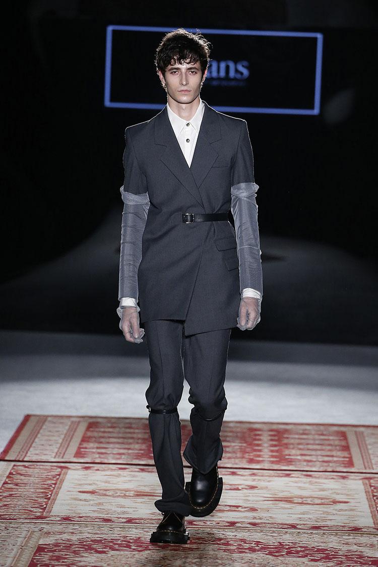 080 bcn fashion catwalk Mans Concept Menswear