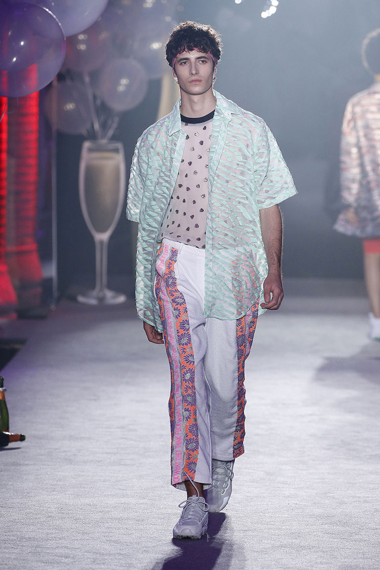 080 bcn fashion catwalk Krizia Robustella