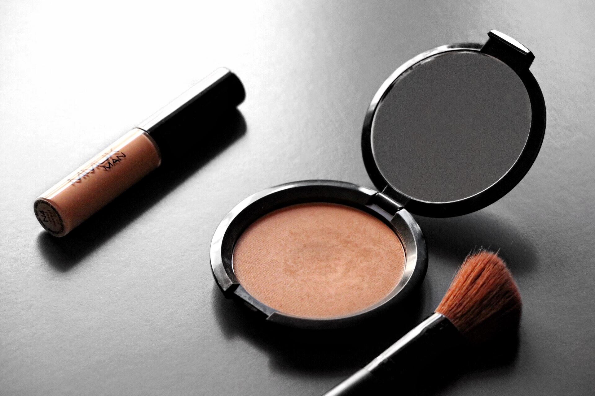tutorial men's natural makeup