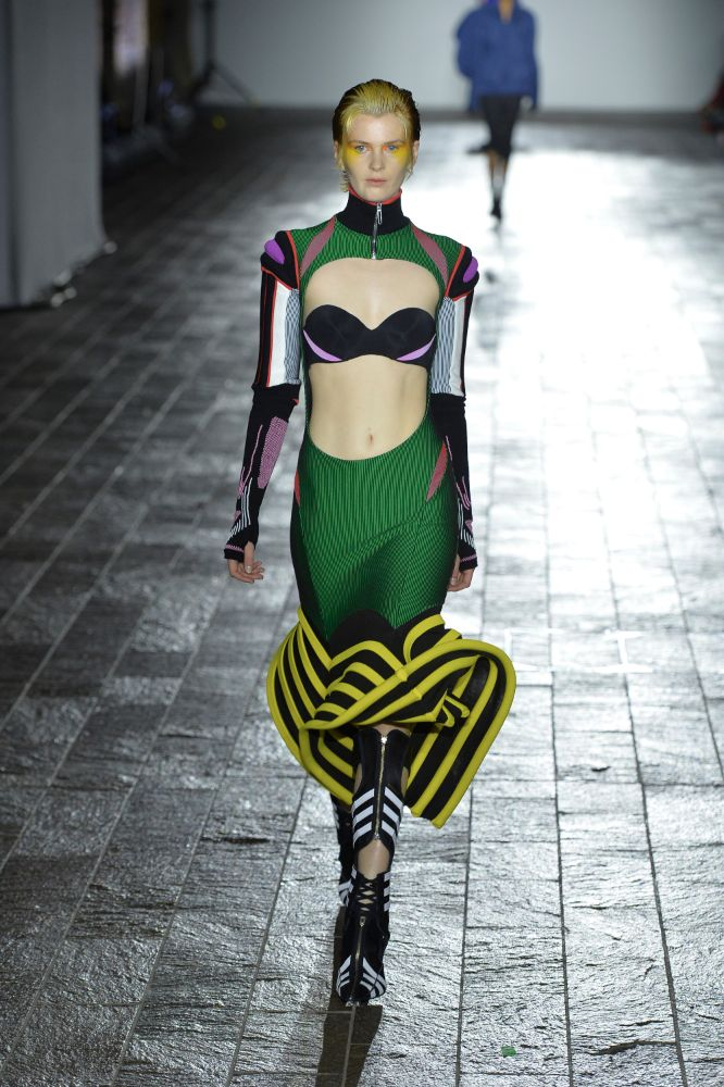 central saint martins csm ma fashion show aw20
