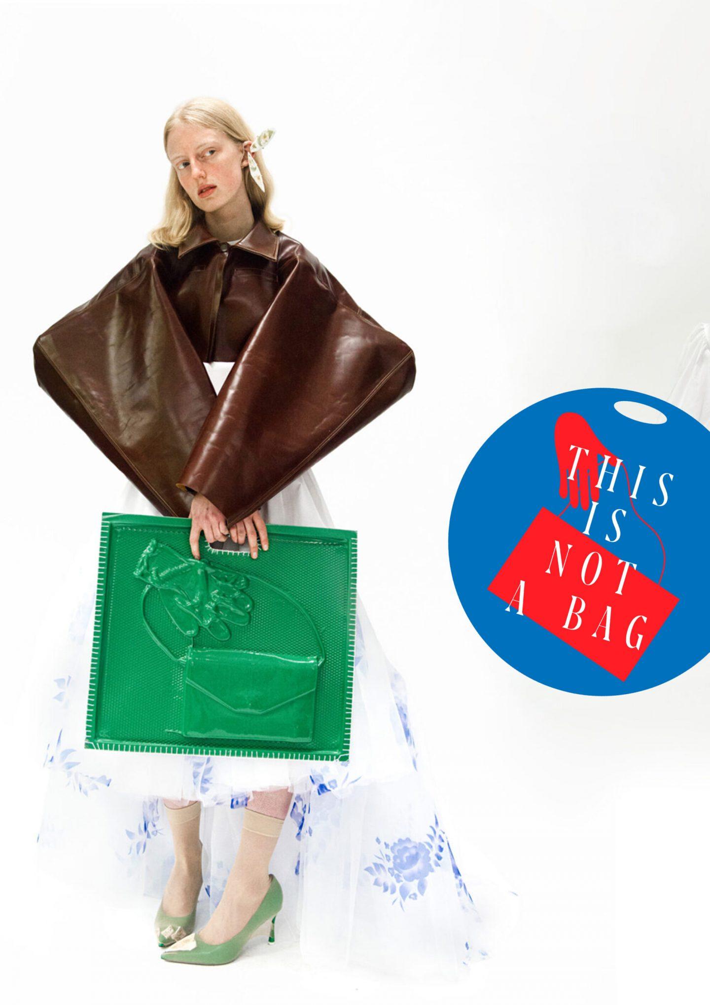 The unfunctional bags of Julie Kegels – 1Granary